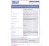 CB Certification of QD103YG Compressor