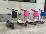 250w mini foldable electric scooter et-es18 with 10 color can choose