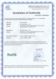 RoHS Certifications