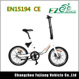 Lightweight Beautifully Designed Mini Electric Bike for Lady and Children