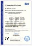 CE Certificate for PDU