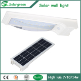 best seller solar wall light with high brightness, cheap cost