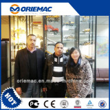 Algeria Customers Visited Oriemac Office