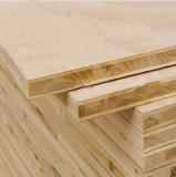 Poplar/pine Core Wood Veneer Blockboard for Sale