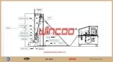 hydraulic lifting system/ hydraulic jacking system/ tank jacking system