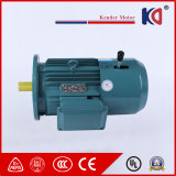 Electromagnetic Brake Asynchronous AC Electric Motor with Three-Phase