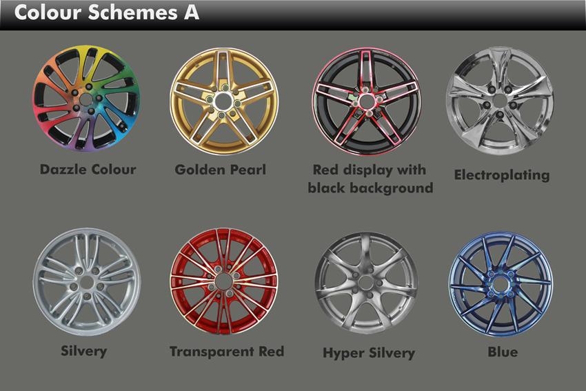 Color schemes a