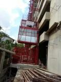 constrcution hoist in Vietnam
