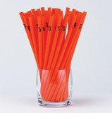 CUSTOMIZED LOGO PRINTED STRAW