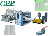 Fully Automatic V Fold Towel Paper Machine