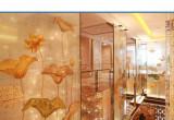 Decoration Glass for Shangri-La Hotel
