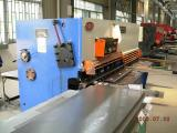 Hydraulic Swing Beam Shear 1