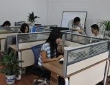 Zhuoyue extruder manufactory Office environment