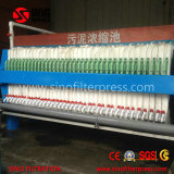 Filter Press Machine Filtrate Discharge Method