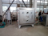 Factory Acceptance Test for the Vacuum Tray Dryer