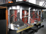 0.25t and 1.5t Induction Melting Furnaces Shipped for Iran on Feb. 04, 2010