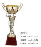 2013 New Design Metal Trophy Hb7014