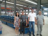 Uzbekistan customer visit our factory