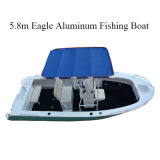 5.8M Eagle Aluminum Fishing Boat
