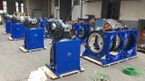 Hydraulic butt welding machine SUD800