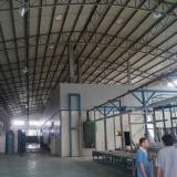 Coating processing line--2