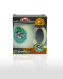 Natual Coffee Cup car Gel Air Freshener