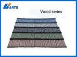 Practical Stone Coated Metal Shingle Roof/roofing Tile in South Africa