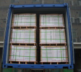 loading photo- tile with pallet