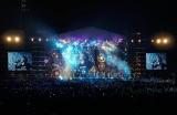 The concert tour of Eason chan in HongKong