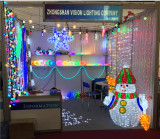2016 Frankfort Christmas World Lighting Fair, Christmas Decoration Lights