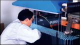 air cooled chiller condenser production