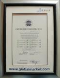 Globalmarket Certificate of Registration
