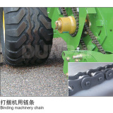 Binding Machinery Chains