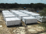 Container House Camp for UN in South Sudan