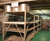 ice cutter and water diversion tray warehouse