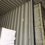 Freight Train of Container Loading