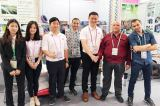 Newbakers in The 121st spring Canton fair