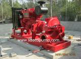 Diesel Engine Split Casing Fire Fighting Pump Set
