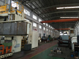 mechanical working area
