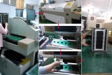 Skytone audio amplifier production department