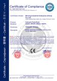 CE CERTIFICATION FOR PRESS BRAKE