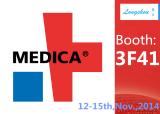 Longshou′s MEDICA Booth