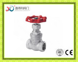 threaded gate valve