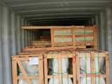 Strengthen the wooden crate in case of shaking and moving during transportation