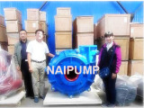8/6 E-AH Slurry Pump
