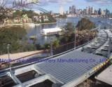 Sightseeing walkway, Sydney Port, Australia Project