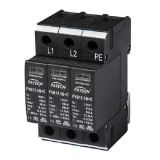 FATECH Iimp12.5kA Class 1+2 surge protector FVB12.5B+C series