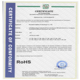 ROHS of LED Downlight