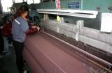 Flat weaving Machine