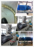 Solutions of PVC sheet production line